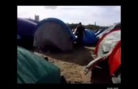 Abu Walid and his Tent