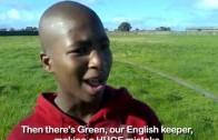 Thulani's recap of England vs. USA